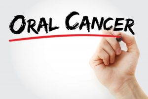 oral cancer words